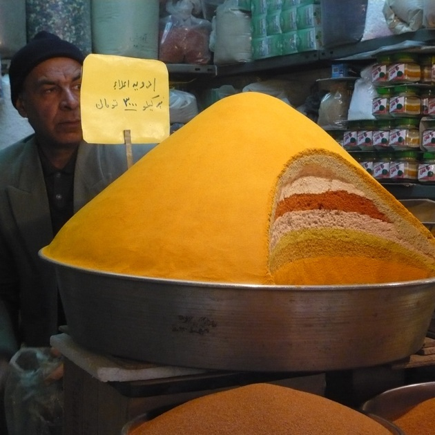 For centuries, spices travelled along the ancient Silk Roads