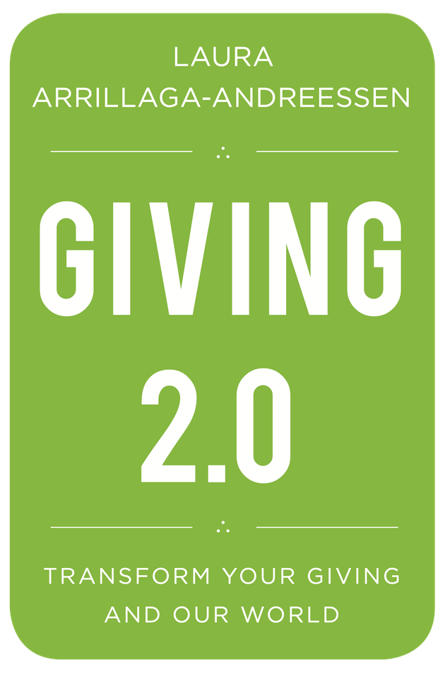 Giving 2.0 book cover