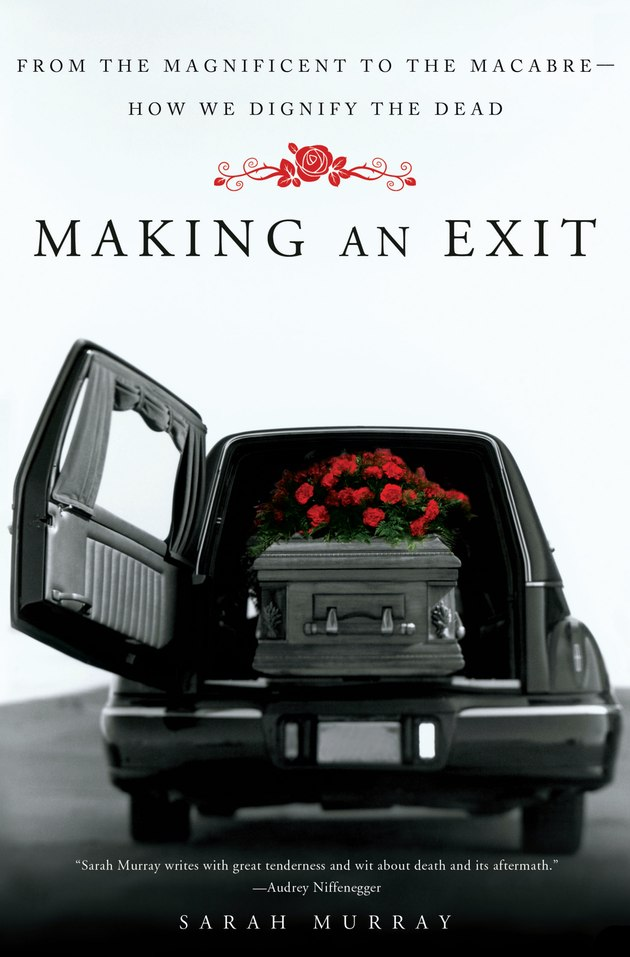 Making an Exit book cover