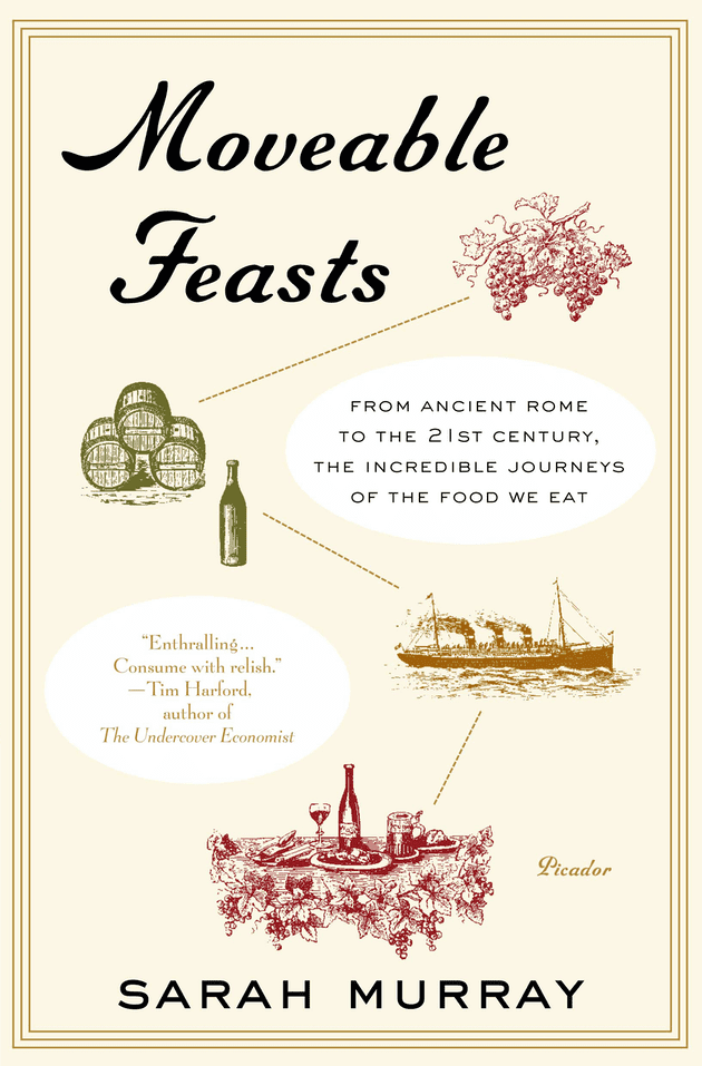 Moveable Feasts book cover