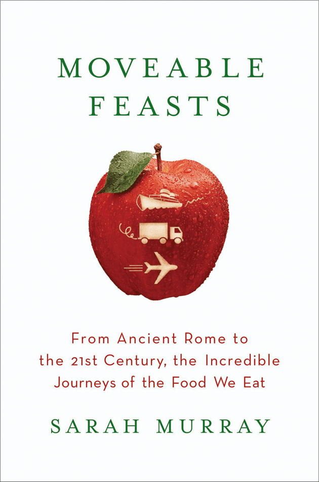 Moveable Feasts - Hardback Cover